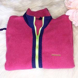 FLASH SALE‼️PATAGONIA Quarter Zip Pullover Jacket